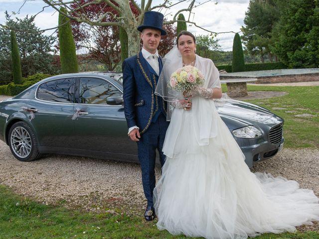 Le mariage de Eva et Yoann