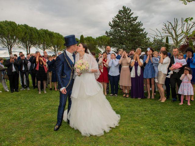 Le mariage de Yoann et Eva à Crillon le Brave, Vaucluse 45