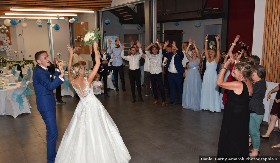 Le mariage de David et Margaux à Noidans-le-Ferroux, Haute-Saône
