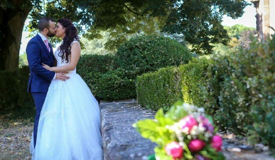 Le mariage de Jeff et Charlotte à Ostheim, Haut Rhin