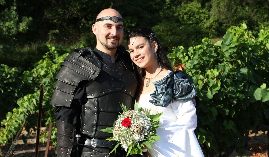 Le mariage de Johanna et Florent à Auriol, Bouches-du-Rhône