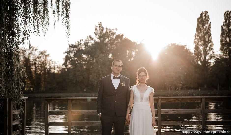 Le mariage de Fabrice et Tania à Metz, Moselle
