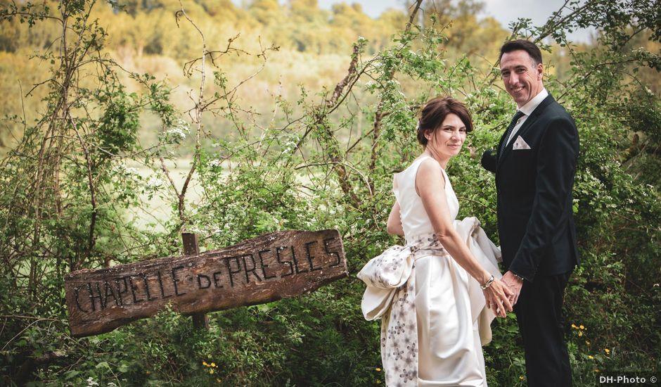 Le mariage de Michel et Angélique à Celles-en-Bassigny, Haute-Marne