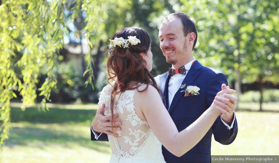 Le mariage de Vincent et Laetitia à La Salvetat-Saint-Gilles, Haute-Garonne
