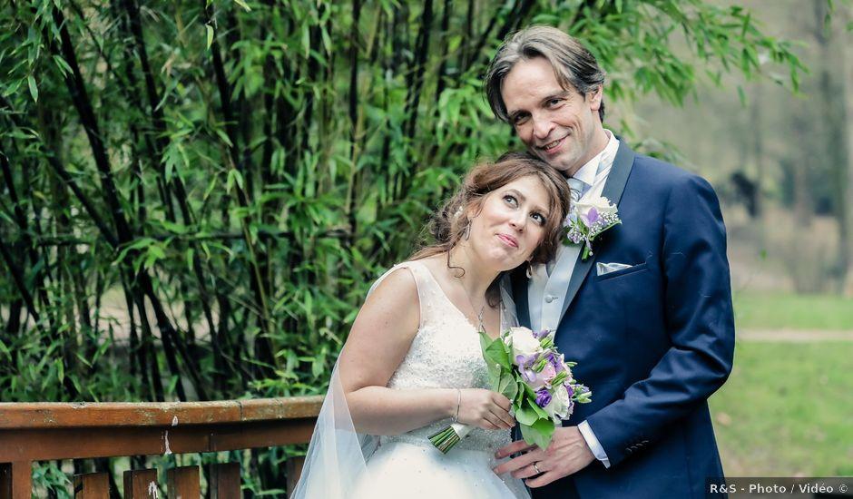 Le mariage de Sylvain et Nadia à Mantes-la-Jolie, Yvelines