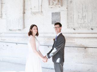 Le mariage de Tiphaine et Nicolas