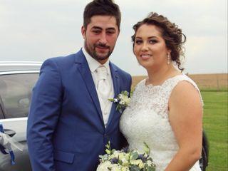Le mariage de Christina et Alexis 2