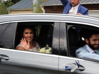 Le mariage de Christina et Alexis 3
