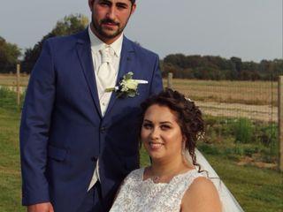 Le mariage de Christina et Alexis