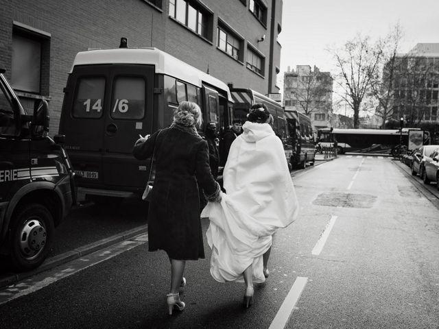 Le mariage de Nicolas et Marjorie à Toulouse, Haute-Garonne 11
