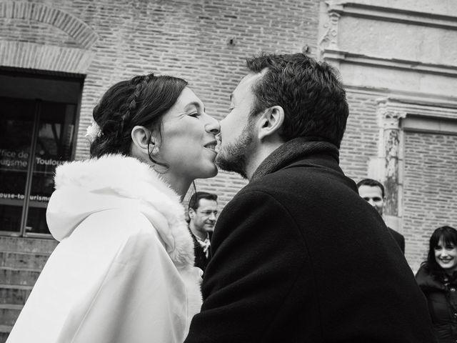 Le mariage de Nicolas et Marjorie à Toulouse, Haute-Garonne 14