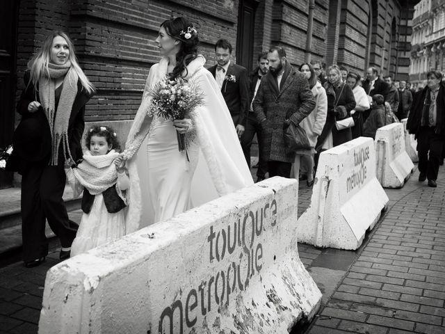 Le mariage de Nicolas et Marjorie à Toulouse, Haute-Garonne 20