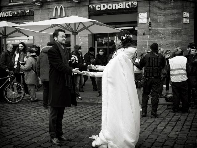 Le mariage de Nicolas et Marjorie à Toulouse, Haute-Garonne 21