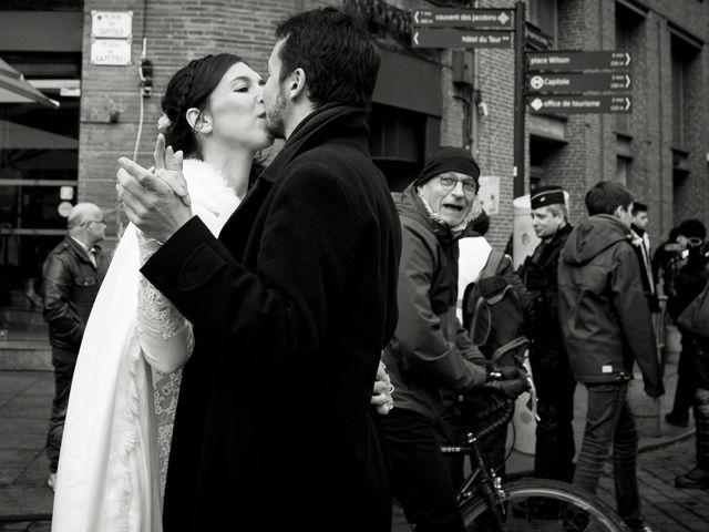 Le mariage de Nicolas et Marjorie à Toulouse, Haute-Garonne 23