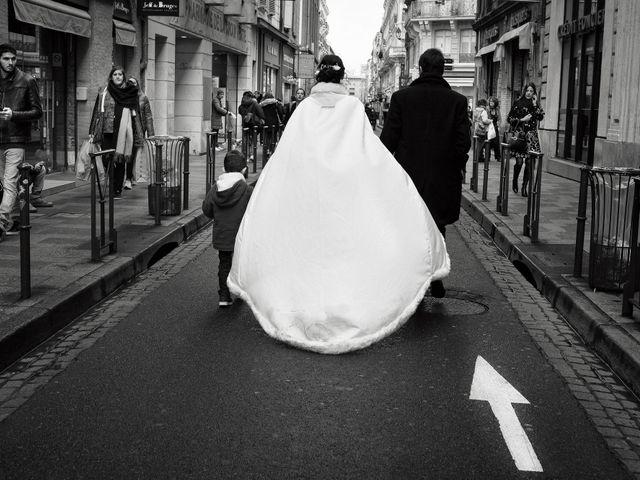 Le mariage de Nicolas et Marjorie à Toulouse, Haute-Garonne 25