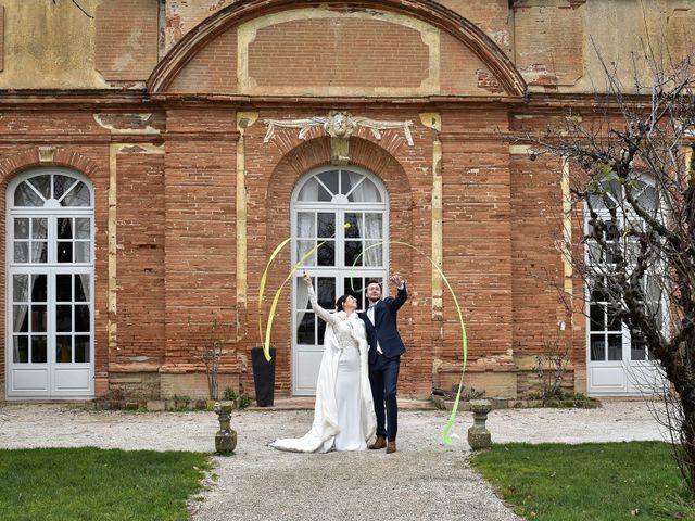 Le mariage de Nicolas et Marjorie à Toulouse, Haute-Garonne 27