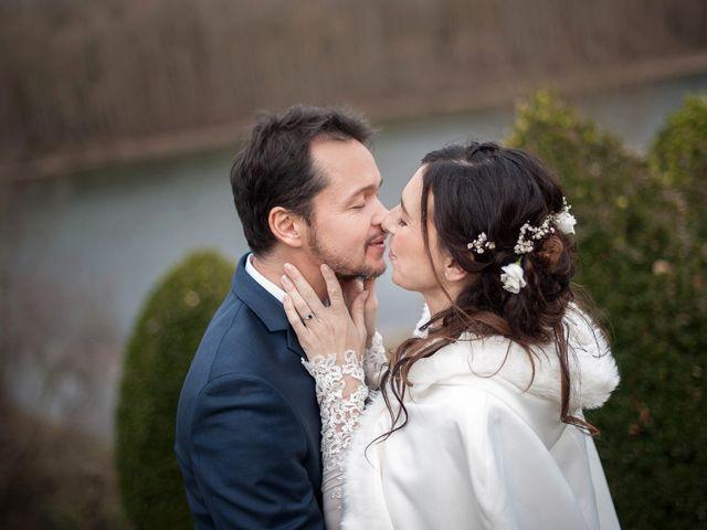 Le mariage de Nicolas et Marjorie à Toulouse, Haute-Garonne 31
