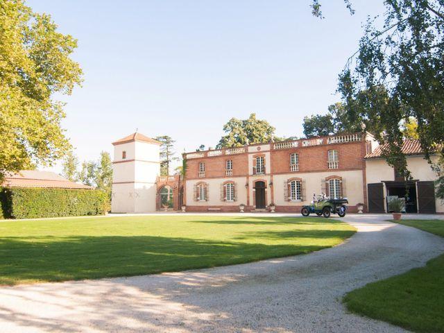 Le mariage de Laurent et Katia à Labastidette, Haute-Garonne 1