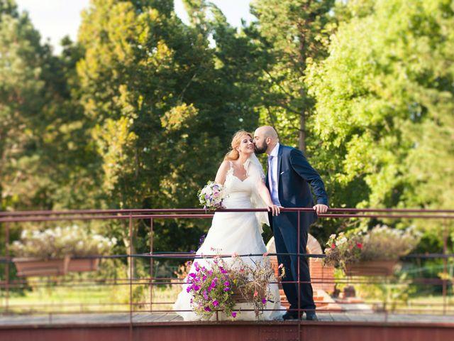 Le mariage de Katia et Laurent