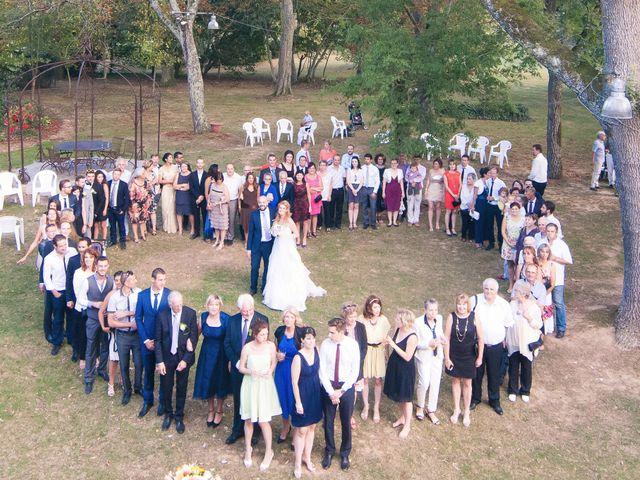 Le mariage de Laurent et Katia à Labastidette, Haute-Garonne 51
