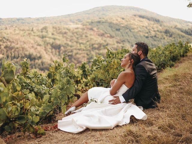 Le mariage de Jade et Eddy