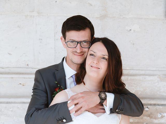 Le mariage de Nicolas et Tiphaine à Évreux, Eure 3