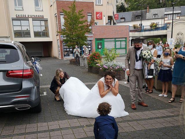 Le mariage de Alexis et Christina à Barentin, Seine-Maritime 3