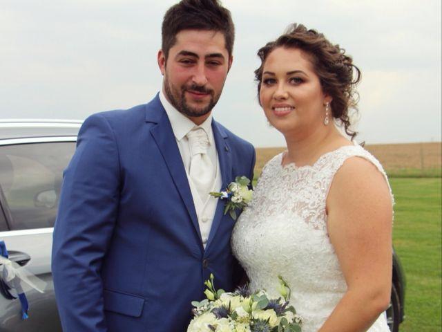 Le mariage de Alexis et Christina à Barentin, Seine-Maritime 4
