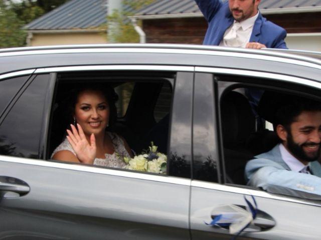 Le mariage de Alexis et Christina à Barentin, Seine-Maritime 5