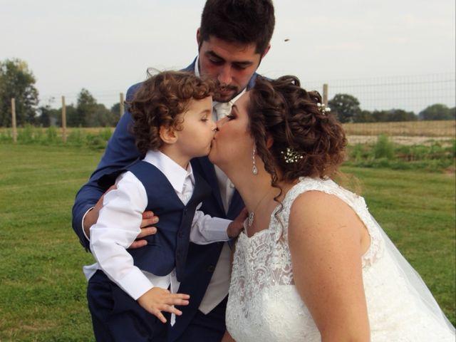 Le mariage de Alexis et Christina à Barentin, Seine-Maritime 1
