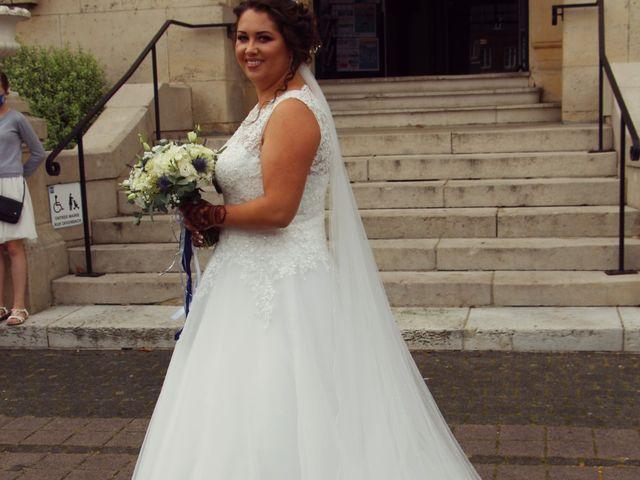 Le mariage de Alexis et Christina à Barentin, Seine-Maritime 21