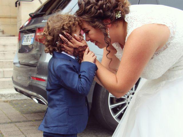 Le mariage de Alexis et Christina à Barentin, Seine-Maritime 23