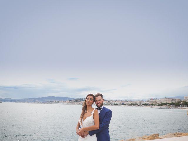 Le mariage de Mathias et Sandra à Cannes, Alpes-Maritimes 5