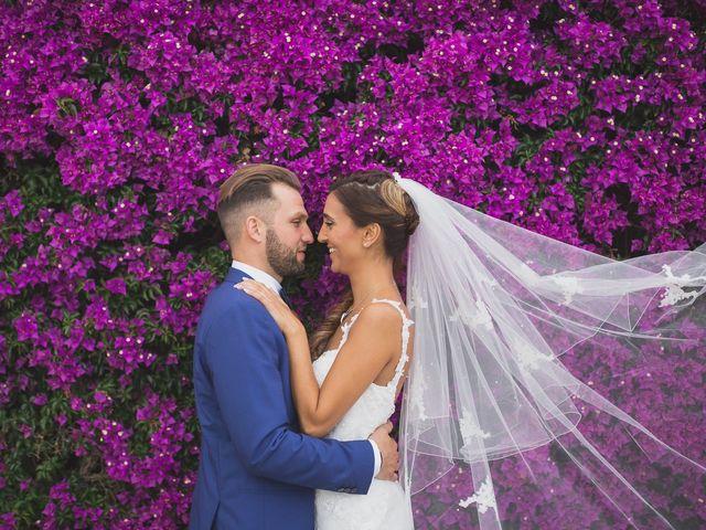 Le mariage de Mathias et Sandra à Cannes, Alpes-Maritimes 15