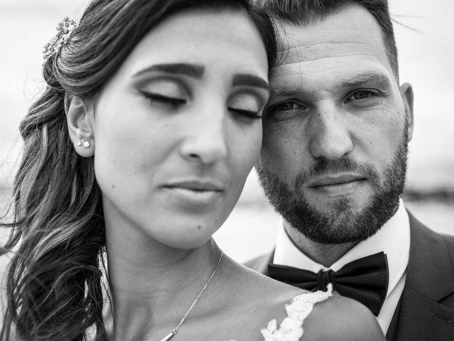 Le mariage de Mathias et Sandra à Cannes, Alpes-Maritimes 19