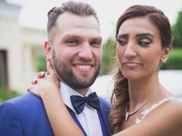 Le mariage de Mathias et Sandra à Cannes, Alpes-Maritimes 21