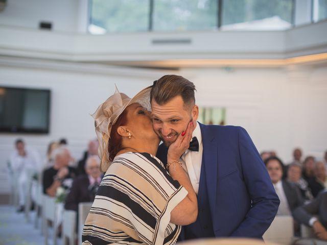 Le mariage de Mathias et Sandra à Cannes, Alpes-Maritimes 26