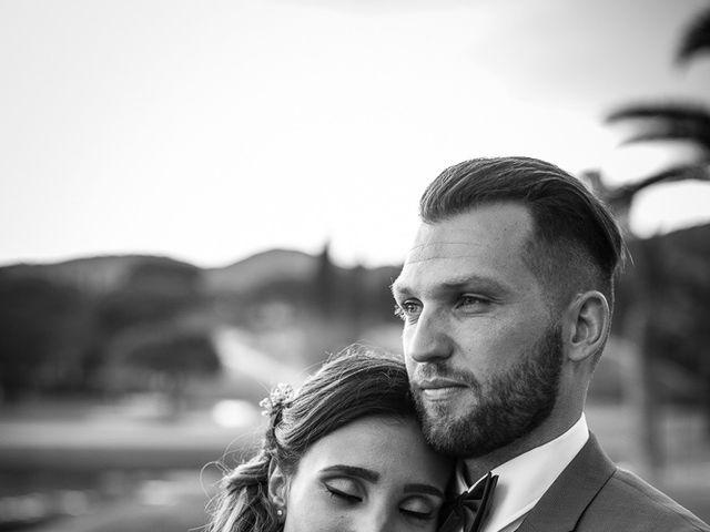 Le mariage de Mathias et Sandra à Cannes, Alpes-Maritimes 32