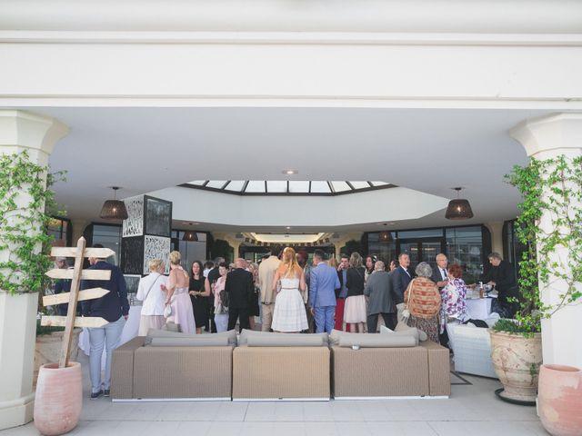 Le mariage de Mathias et Sandra à Cannes, Alpes-Maritimes 39