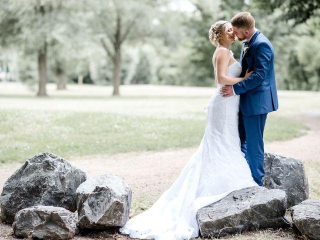 Le mariage de Mélanie et Rodrigue