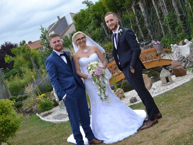 Le mariage de Rodrigue et Mélanie à Vendin-le-Vieil, Pas-de-Calais 9