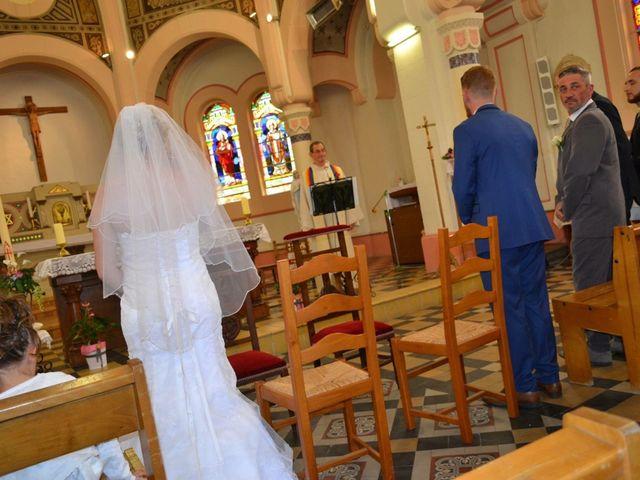 Le mariage de Rodrigue et Mélanie à Vendin-le-Vieil, Pas-de-Calais 11