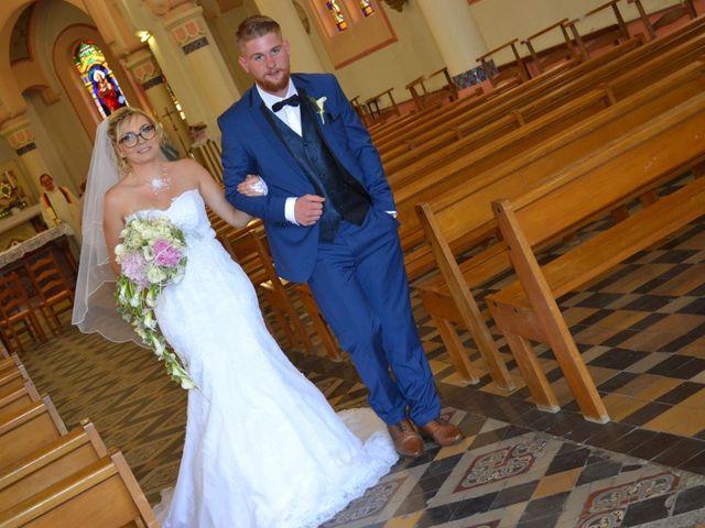 Le mariage de Rodrigue et Mélanie à Vendin-le-Vieil, Pas-de-Calais 15