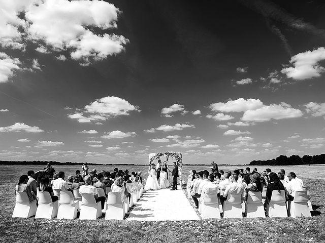 Le mariage de Brice et Priscilia à La Chapelle-Saint-Mesmin, Loiret 1