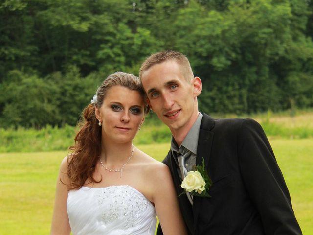 Le mariage de Tracy et Charles-Edouard à Mondrepuis, Aisne 3