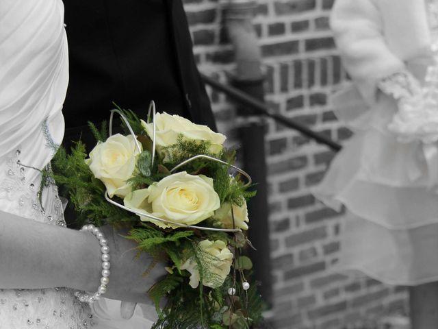 Le mariage de Tracy et Charles-Edouard à Mondrepuis, Aisne 4