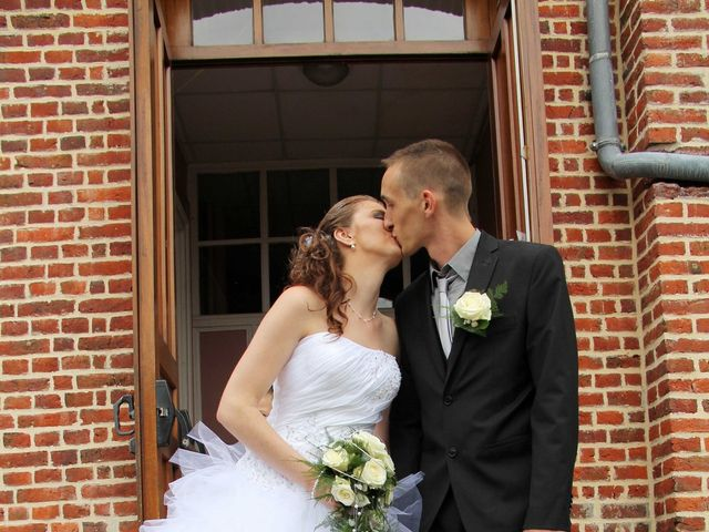 Le mariage de Tracy et Charles-Edouard à Mondrepuis, Aisne 5