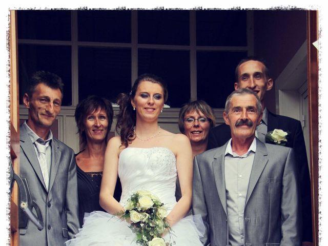 Le mariage de Tracy et Charles-Edouard à Mondrepuis, Aisne 1
