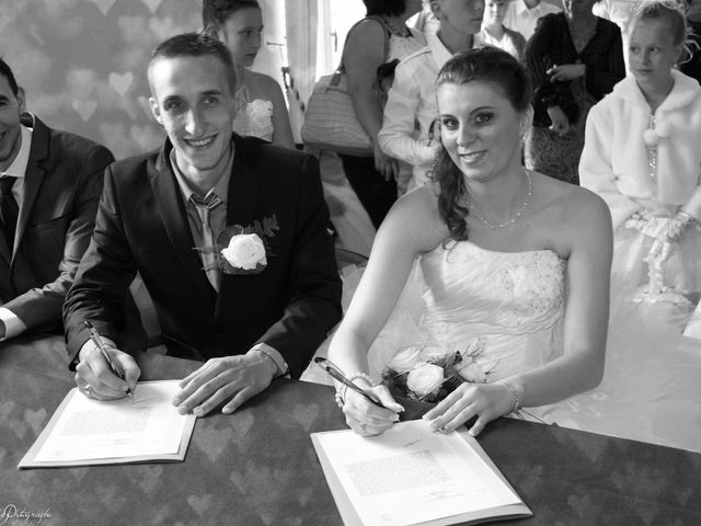 Le mariage de Tracy et Charles-Edouard à Mondrepuis, Aisne 2