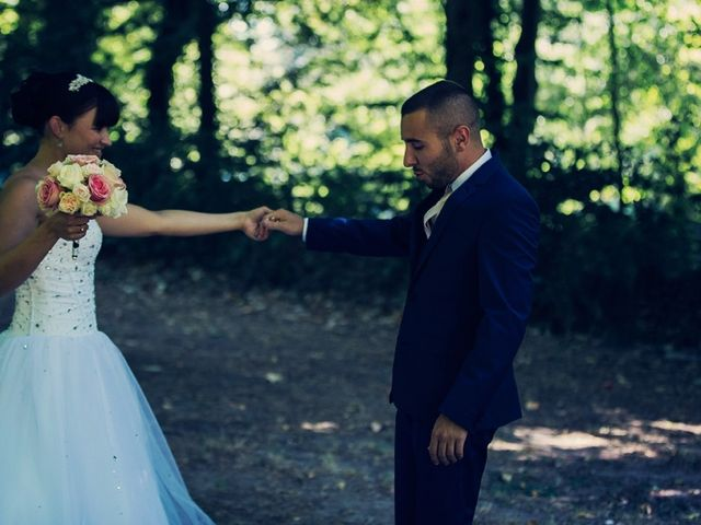 Le mariage de Priscilia et Brice